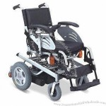 Powered Wheelchair, Coating Steel Frame