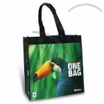 PP Shopping Woven Bag with Glossy Lamination