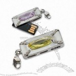 Precious stone USB Flash Drives