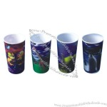 Promotional 3D Lenticular Cup