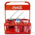 Promotional 6 pieces Bottle Carriers