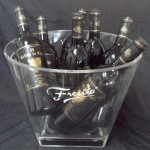 Promotional Clear Ice Bucket