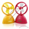 Promotional Desktop Mini USB Battery Operated Fan