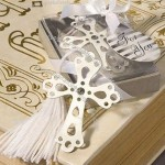 Promotional Gift Cross Bookmark