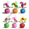 Promotional Gift Flower Fan