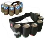 Promotional Git Beer Belt