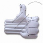 Promotional Inflatable Hand Toy