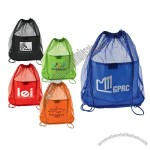 Promotional KC Mesh Backsack