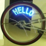 Promotional LED Bicycle Wheel Ligh