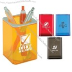 Promotional Pen Holder.