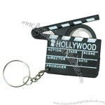 Promotional Product - Hollywood Key Ring w/ Magnifier