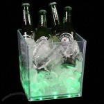 Promotional Square LED Ice Coolers