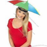 Promotional Umbrella Hat