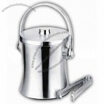Promotional Wine Stainless Steel Ice Bucket