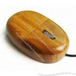 Promotional Wooden Mouse