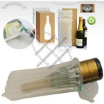 Protective Packaging for 1 wine bottle