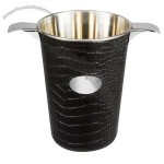 PU Wrapped Stainless Steel Ice Bucket