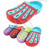 PVC Clog for Children, Comfortable and Durable