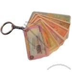 PVC Money Keychain,PVC Card Keychain,PVC Football Keychain