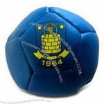 PVC or PU Leather Hacky Sack/Juggling Ball