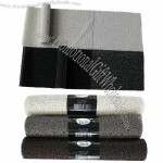 PVC Table Runner for Hotel, Home, Restaurant and Coffee Bar, with 2.3mm Thickness