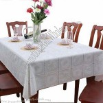 PVC Tablecloth With Under 1,800mm Width