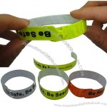 PVC Wristband With Waterproof