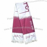 Qatar Sporting Football Fan's Scarf