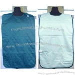 Quilted Multi-Layer Adult Bib - Clothing protector/ Navy