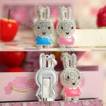 Rabbit Shaped Jewelry USB Flash Drive