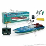 Radio Control Toy Model RC Boat Toy - Speed R/C Boat, Remote Control Boat