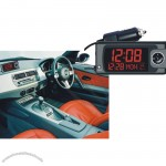 Radio Controlled Car Clock