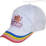 Rainbow Children Baseball Cap