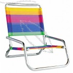 Rainbow Folding Beach Chair