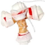 Rawhide Dog Chew Twist Chicken Meat