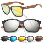 Ray-Ban Walnut Wood SunGlasses