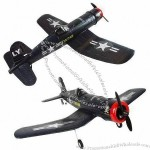 RC Airplane, Corsair TW-748, 2.4GHz Remote Control Plane