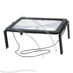 Reading Lamp 3X Magnifier