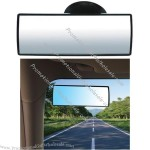 Rearview Mirror with Sucker Base