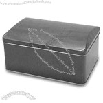 Rectangular-shaped Tin Box with 0.23mm Thickness