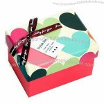 Recyclable Paper/Cardboard Gift Box