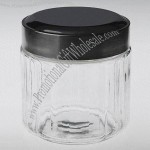 Recycle Use Storage Jar with 493g Weight
