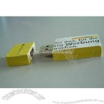 Recycled cardboard paper usb,biodegradable usb,