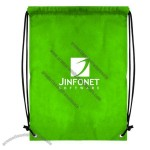 Recycled Non Woven Drawstring Backpack
