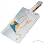 Recycled Paper Luggage Tag
