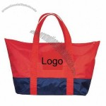 Red/blue Beach Bag