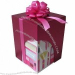 Red Cosmetics Keyhole Gift Box
