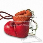 Red Shoe USB Flash Drive