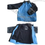 Reflective Band Boys PU Rainwear