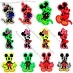 Reflective Sticker Mickey/Mini